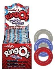 Screaming O RingO's - Display of 18 - EDO-9900-03