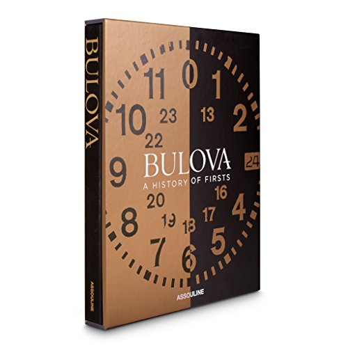 Bulova: A History of Firsts -  Hardcover