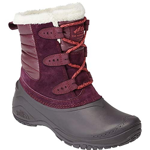 Face Mujer Botas Weathered The North amp; Fig Black Para RqS5zCxw