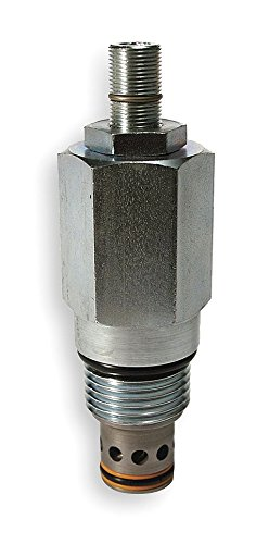 (Parker Hannifin - J04E2ZN - Pressure Compensated Flow Control Restrictive Style Cartridge Valve )