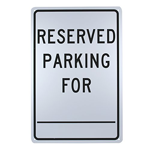 Top 10 recommendation reserved for parking sign