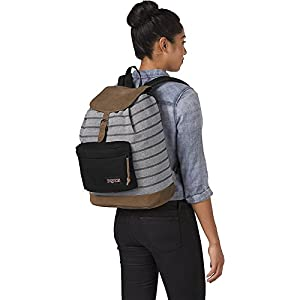 JanSport Haiden Laptop Backpack (Denim Weave)
