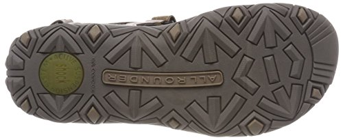 Beige Mephisto Allrounder Spartiates taupe By Femme Larisa HwqgTf