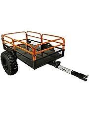 MotoAlliance Impact Implements ATV/UTV Heavy Duty Utility Cart, Cargo Trailer