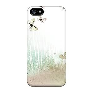 Soft World Of Summer For Iphone ipod touch4 Plastic iphone Protective Beautiful Piece Of Nature Cases case Runing's case