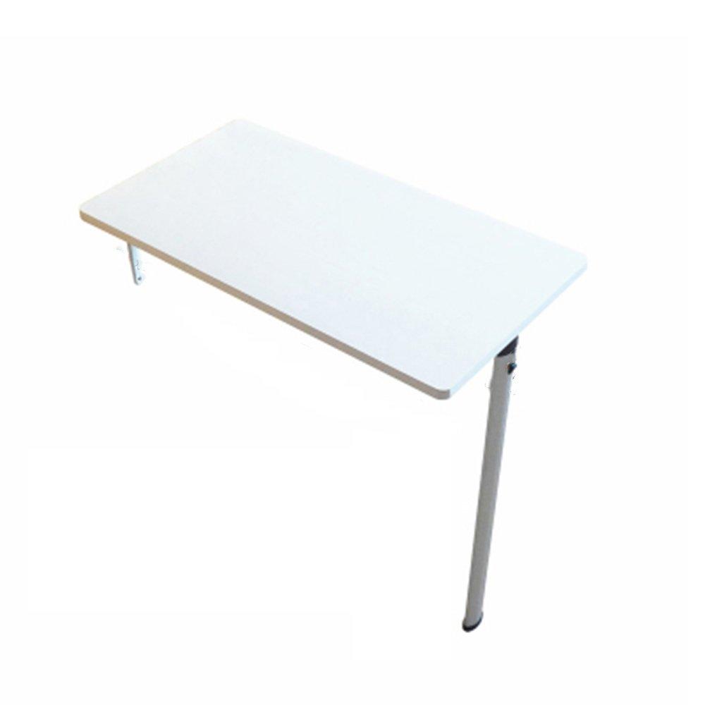 FEIFEI ウォールマウント型ドロップリーフテーブル折りたたみキッチン&ダイニングテーブルデスク(ホワイト) (サイズ さいず : 74**35*74cm) B07D5P65WK 74**35*74cm 74**35*74cm