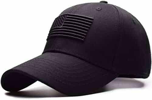 ff2182a9 Krgvxfs Unisex Baseball Cap Raised Flag Snapback Sports Hats for Men & Women  Caps