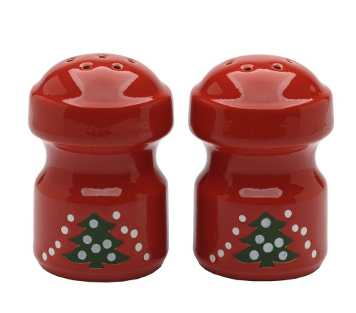 Waechtersbach Christmas Tree Salt and Pepper for sale  Delivered anywhere in USA