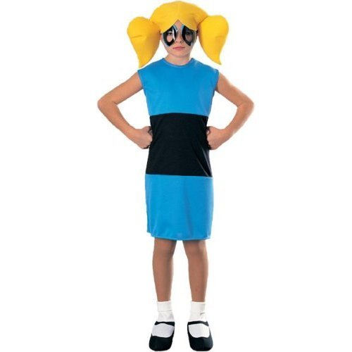 Bubbles Child Costume M