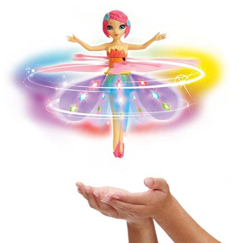 Deluxe Light Up Flutterbye Fairy - Rainbow by Flutterbye Fairy (Image #5)