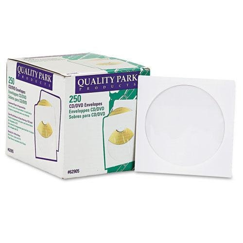 - QUA62905 - Quality Park CD/DVD Sleeve