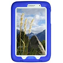 Bobj Rugged Case for Samsung Galaxy Note 8 Tablet, Model GT-N5100, GT-N5110, GT-N5120 - BobjGear Protective Cover - Batfish Blue