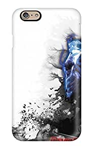 New Style Luckmore Hard Case Cover For Iphone 6- Devil May Cry 4