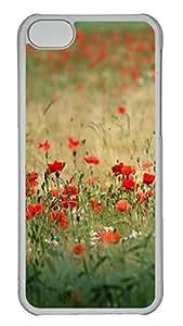 Personalized iPhone 5c Cases - Unique Cool Design Violet Oaklander2
