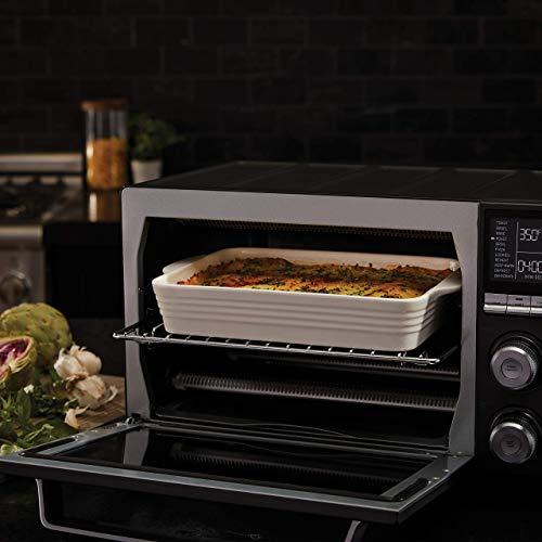 Calphalon Quartz Heat Countertop Toaster Oven, Dark Stainless Steel (Renewed) by Calphalon (Image #5)