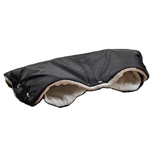Baby Stroller Winter Waterproof Pram Hand Warm Glove(Coffee) - 6