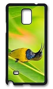 Adorable bird wildlife Hard Case Protective Shell Cell Phone Samsung Galaxy S5 I9600/G9006/G9008