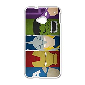 ZXCV The Avengers Hot Seller Stylish Hard Case For HTC One M7