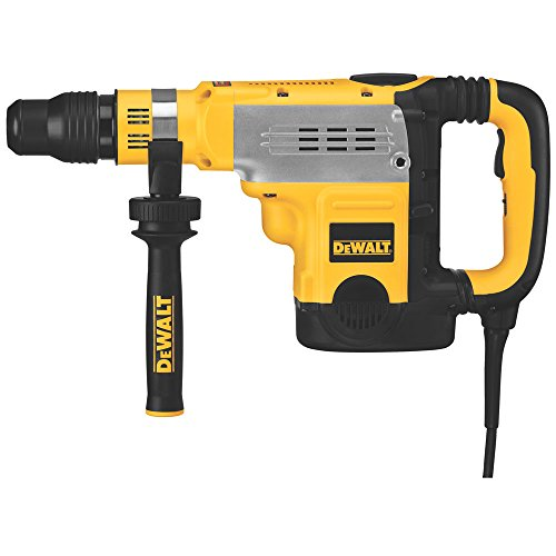 Sds Max Combination Hammer Drill - DEWALT D25723K 1-7/8-Inch SDS Max Combination Hammer with 2-Stage Clutch/E-Clutch