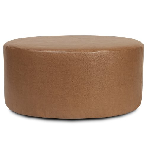 Howard Elliott C132-191 Replacement Cover for Universal Round Ottoman, 36-Inch, Avanti - 36 Cover Ottoman