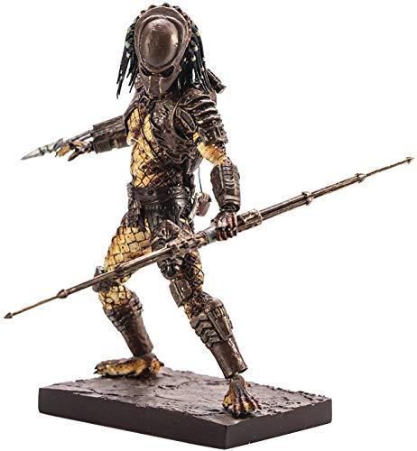 Hiya Toys Predator 2: City Hunter Prdator 1:18 Scale 4 Inch Acton Figure (City Hunter Predator)