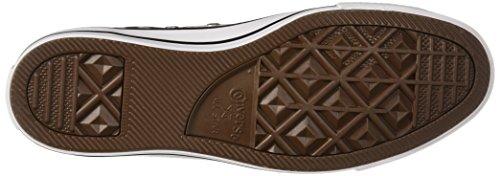 Converse Heren Chuck Taylor All-stars Tie Dye Laag Top Sneaker Zwart / Wit / Zwart