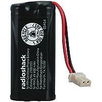 RadioShack 2.4V/400mAh Ni-MH Cordless Phone Battery