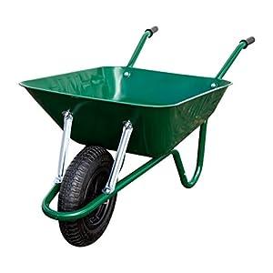 twin wheelbarrows