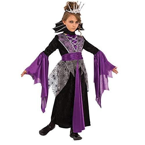 Rubie's Costume Child's Queen Vampire Costume, Small, Multicolor
