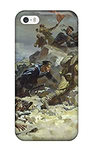 Awesome Case Cover/iphone 5/5s Defender Case Cover(artistic Military)
