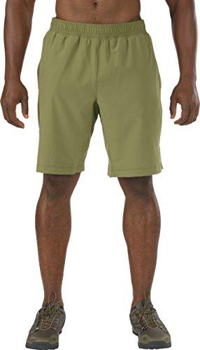 5.11 Tactical Men's Recon Training Shorts, Large, Fatigue