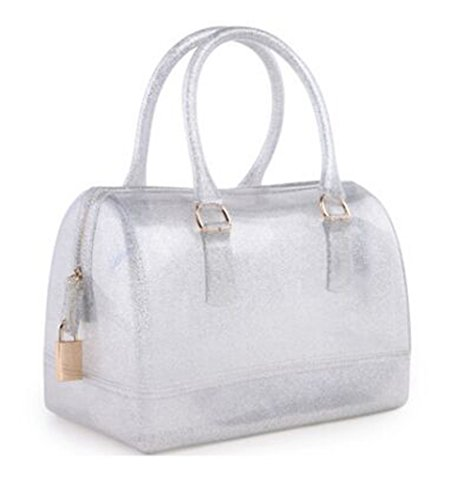 small jelly handbags - 5