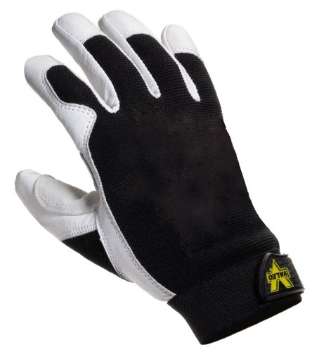 Valeo Industrial V255 Leather All-Purpose Utility Work Glove