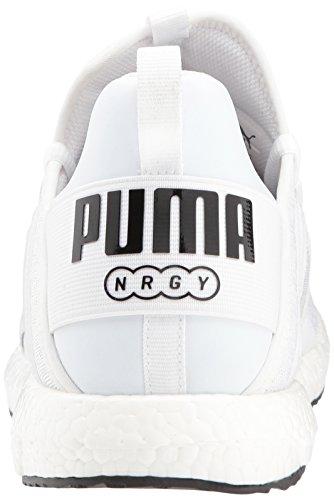 Bianco puma Mega 45 Pumamega Uomo Eu Da puma Nrgy White Black wXIqfp4