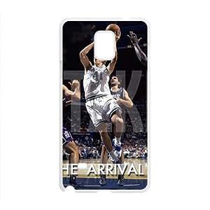 DAZHAHUI DALLAS MAVERICKS Basketball NBA Phone Case for Samsung Galaxy Note4