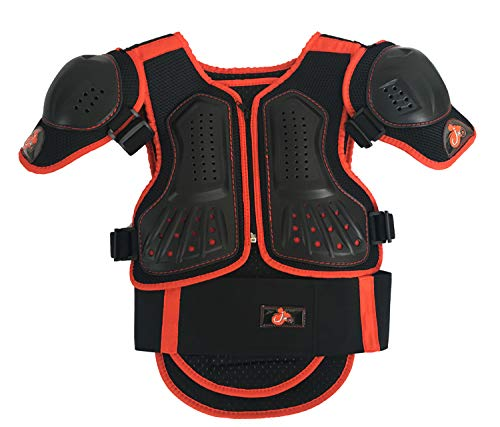 Toach Children's Pulley Armor Safety Armour Anti-Fall Knee Guard Elbows by Toach (Image #6)