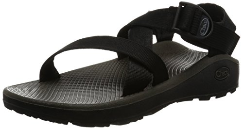 (Chaco Men's Zcloud Athletic Sandal, Black, 9 M US )