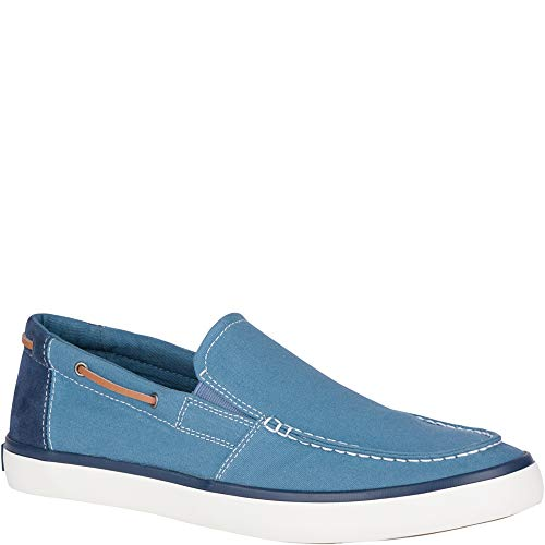 Sperry Top-Sider Mainsail Slip On Sneaker Men 9.5 Blue