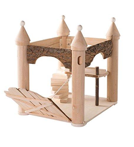 Woodland Castle 21 L x 17.3 W x 21 H by Magic Cabin