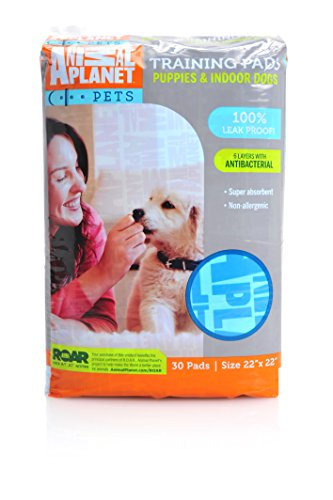 Animal Planet 23404 Indoor Puppy Training Pads, 22'' x 22'' by Animal Planet (Image #3)