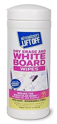 Motsenbocker's Lift Off 427-03 Dry Erase Board Wipes by Motsenbocker?s Lift Off