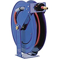 "Coxreels TSHL-N-550-BXN Spring Rewind Hose Reel for fuel dispensing applications: 3/4"" I.D., 50' hose, 300 PSI, less hose"
