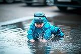 Tuffo Little Kids' Muddy Buddy Coverall, Blue, 3T