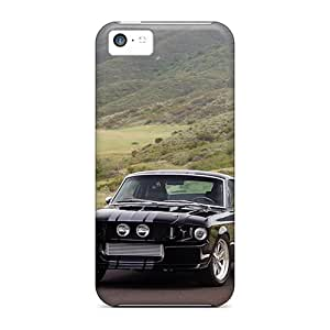 Durable Case For The Iphone 5c- Eco-friendly Retail Packaging(shelby Gt500cr)