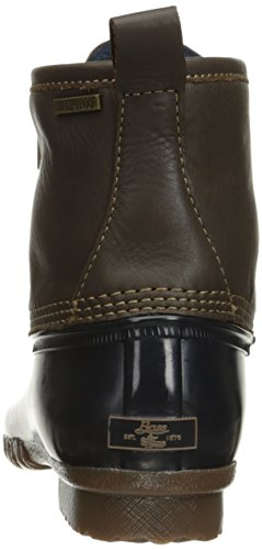 Tan G Navy Boot US Chocolate Women's Co Bass Rain M 6 Danielle Chocolate amp; H raq86rf