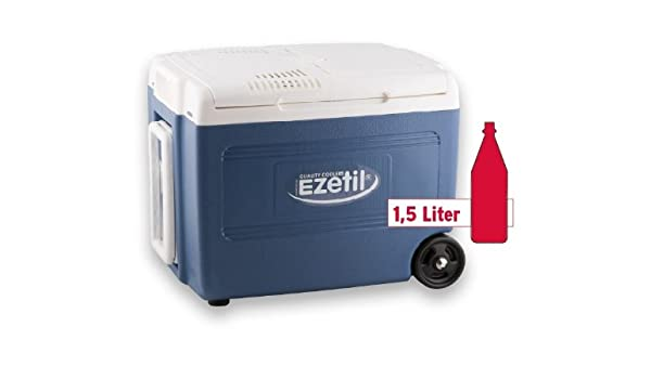 Eléctrico de nevera portátil EZetil e40 m 12/230 V contenido: 37 L ...