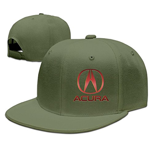 Acura Seek Acura Car Logo AdjustableFitted Exquisite Pure Cotton - Acura hat