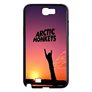 High quality Arctic Monkey logo, Rock band music,Arctic Monkey band protective case cover For Samsung Galaxy Note 2 Case QH596717075