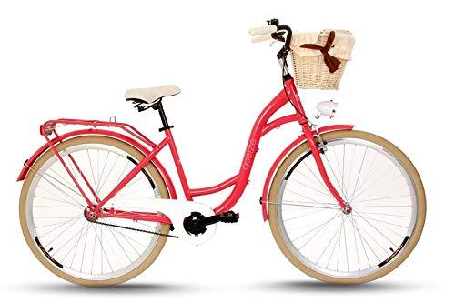 Goetze Damen Blauberry 28 Zoll 3b BMX-räder
