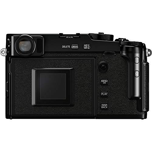 Cámara digital sin espejo Fujifilm X-Pro3 - Negro (solo cuerpo)